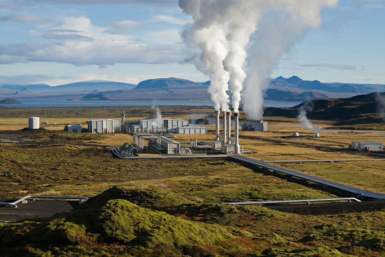 WATEX for geothermal plants
